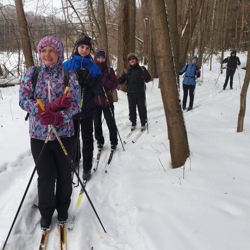 Лыжный поход