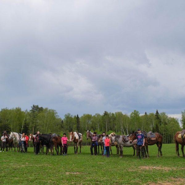 конный клуб Баллада
