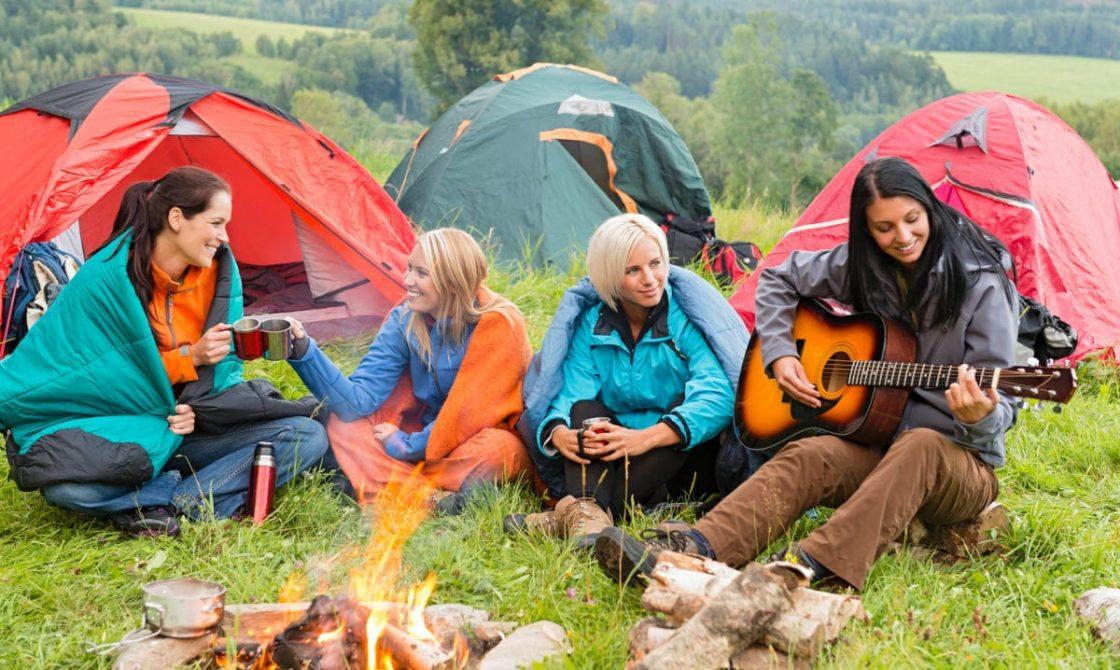 походы с палаткой